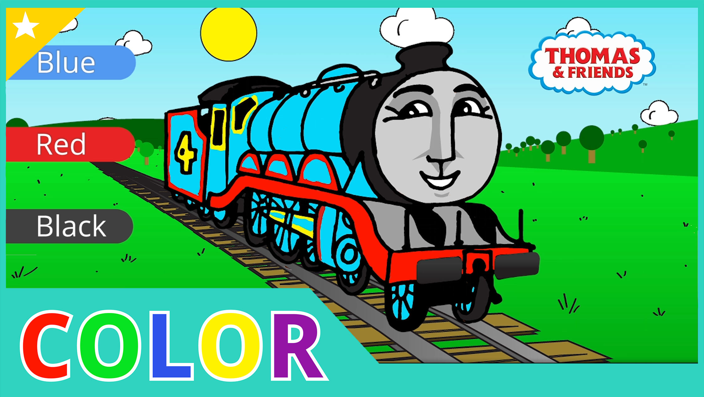 Jump to How to Color Gordon the Big Engine